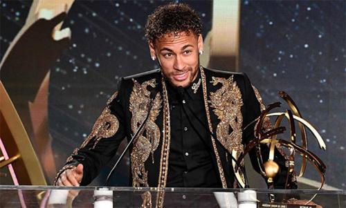Neymar chưa muốn rời PSG khi chưa làm nên chiến tích gây ấn tượng nào. Ảnh: Reuters