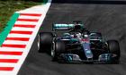 Ferrari đại bại, Mercedes chiến thắng tại GP Tây Ban Nha