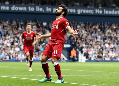 Salah đã tỏa sáng hơn cả mong đợi của Liverpool. Ảnh: Reuters.