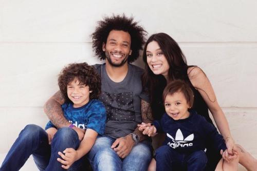 Gia đình nhà Marcelo. Ảnh: OHH.