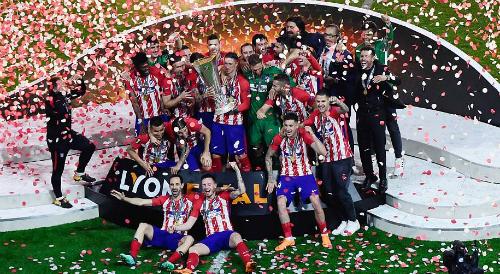 Atletico đăng quang một cách xứng đáng.