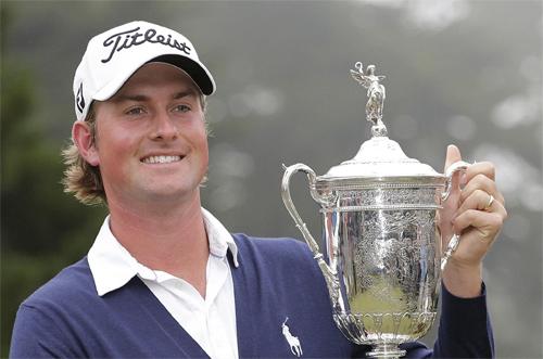 Webb Simpson giành major duy nhất tại US Open 2012.