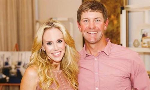 Lucas Glover đang trải qua bảy năm trắng tay ở PGA Tour. Đó là nguồn cơn dẫn tới việc vợ anh nổi điên và có hành vi bạo lực. Ảnh: Golfweek.