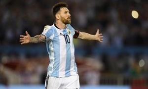 Messi không quan tâm đến vị trí cá nhân trong lịch sử