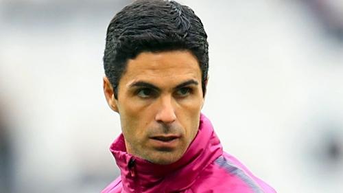 Arteta trên đường trở thành HLV của Arsenal. Ảnh: Reuters.