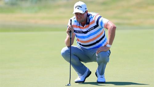 Marc Leishman chơi vòng golf hay nhất sự nghiệp, hướng tới danh hiệu PGA Tour thứ tư. Ảnh: Skysports.