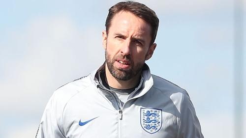 Trong đội hình Anh dự World Cup 2018, Southgate triệu tập bốn cầu thủ Man City. Ảnh: PA.