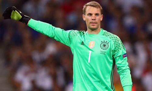 Neuer đã vắng mặt trong phần lớn mùa giải 2017-2018. Ảnh: Reuters.