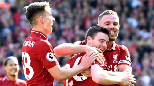 Liverpool được chia khoản tiền lớn từ Champions League. Ảnh:Reuters.