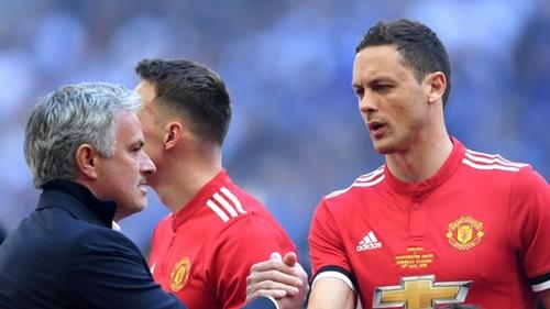 Matic là hợp đồng thành công của Man Utd trong hè 2017. Ảnh:PA.