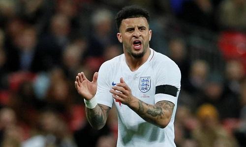 Cầu thủ Anh không đặt mục tiêu cao ở World Cup 2018. Ảnh: Reuters.