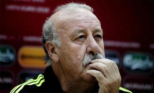Del Bosque có cái nhìn tinh tế về bóng đá trong sự nghiệp cầu thủ và HLV. Ảnh: Reuters