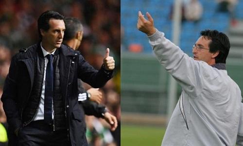 Emerytheo đuổi bóng đá chủ động, được cho là phù hợp với Arsenal. Ảnh: AFP.