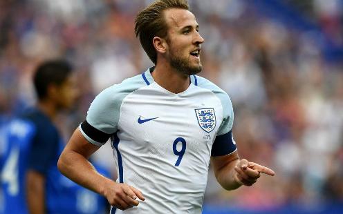 Kane đã ghi 12 bàn sau 23 trận cho tuyển Anh. Ảnh:Reuters.