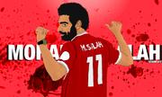 Mo Salah - Chờ một vị Vua mới của bóng đá