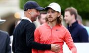 Fleetwood lấy cảm hứng chơi golf từ Pep Guardiola