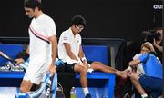 'Djokovic châu Á' rút khỏi Roland Garros