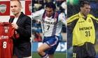 Những danh thủ từng chơi bóng ở J-League trước Iniesta