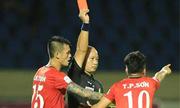 Trọng tài không bị phạt vụ từ chối bàn thắng của Phi Sơn