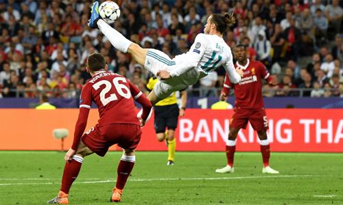 Gerrard: 'Bàn thắng của Bale không thuộc về thế giới này'