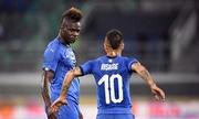 Balotelli ghi bàn trong trận ra mắt của Roberto Mancini