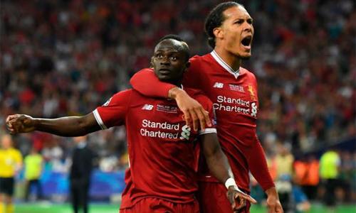 Van Dijk cho rằng các đội bóng Anh khác đều muốn được như Liverpool. Ảnh: AFP.