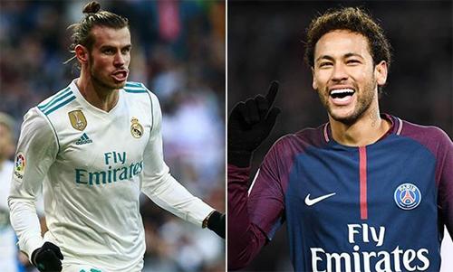 Bale và Neymar có đẳng cấp hàng đầu thế giới.