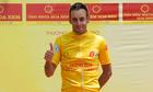 Cua-rơ Tây Ban Nha đoạt Áo Vàng giải đua xe đạp Bình Dương