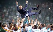 Zidane và thuật đắc nhân tâm ở Real Madrid