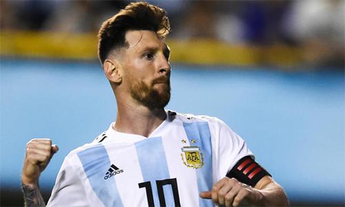 Argentina hiện không có được lực lượng mạnh như bốn năm trước, thời điểm Messi và đồng đội vào đến chung kết. Ảnh: Reuters