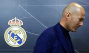 Zidane từ chức HLV Real Madrid