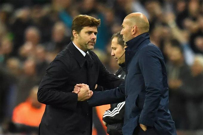Sáu ứng cử viên hàng đầu thay Zidane tại Real