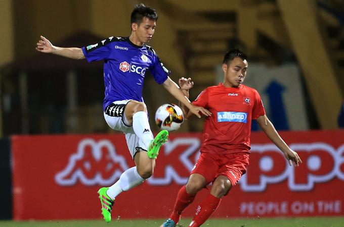 Hành trình lập kỷ lục bất bại của Hà Nội ở V-League 2018