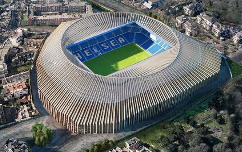 Abramovich không được nhập cảnh, Chelsea hoãn xây sân mới