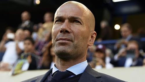 Zidane được đồn đoán sẽ dẫn dắt tuyển Pháp thay Deschamps. Ảnh: AFP.