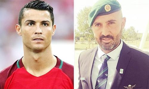Nuno (phải) sẽ là một thành viên của đội bảo vệ Ronaldo.
