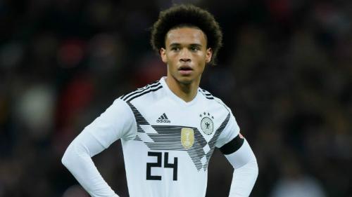 Low gây bất ngờ khi loại Sane khỏi World Cup 2018. Ảnh: AFP.