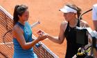 Halep đấu tứ kết với Kerber, Wozniacki bị loại ở Roland Garros