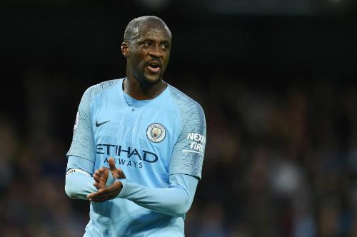 Toure chỉ đá chính một trận ở Ngoại hạng Anh mùa trước. Ảnh: AFP.