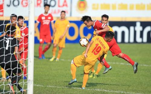 Ba trận đấu ở giải hạng Nhất Việt Nam bị nghi vấn dàn xếp tỷ số