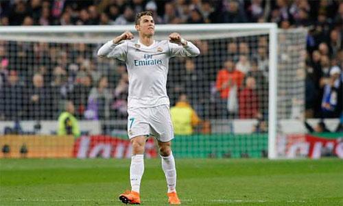Real từ chối gia hạn hợp đồng với Ronaldo