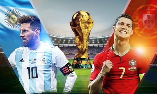 Ronaldo và Messi thi đấu thế nào ở World Cup