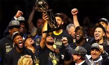 Golden State Warriors vô địch NBA năm thứ hai liên tiếp