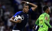 Mbappe cứu Pháp thoát thua trước thềm World Cup 2018