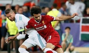 Salah: 'Tôi chưa từng nói tha thứ cho Ramos'