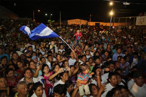 Người Nicaragua hạnh phúc, tự hào với thành công của Duarte, dù anh đang khoác áo đội tuyển của quốc gia láng giềng nhiều thù hận Costa Rica.