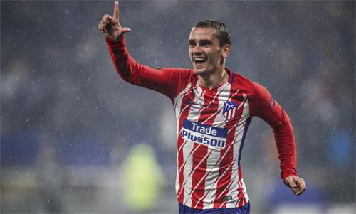 Deschamps quả quyết Griezmann ở lại Tây Ban Nha, không đến Man Utd