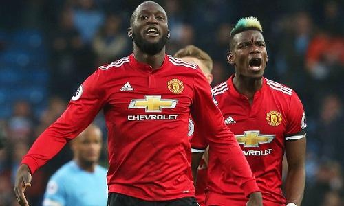 Giá trị của Man Utd tăng 12% so với năm ngoái. Ảnh: Reuters.