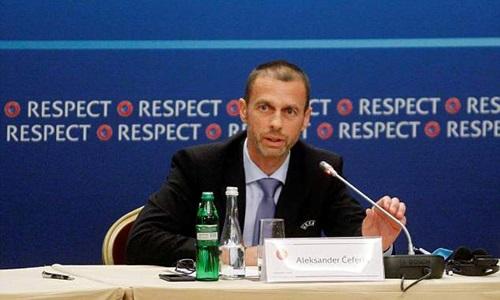 Chủ tịch UEFA ủng hộ Anh đăng cai World Cup 2030. Ảnh: AFP.