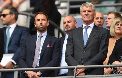 FA sẽ được UEFA hậu thuẫn đăng cai World Cup 2030. Ảnh: Reuters.